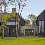 Nashville Contractor Builds Contemporary Farmhouse in Davidson County